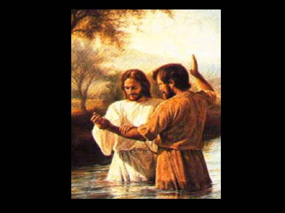 Pelangi Kasih Ministry Dengan Cara Apakah Yesus Dibaptis Selam Atau Percik
