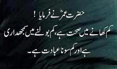 uedu aqwal-e-zareen