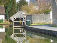 Etang de Chouzy-sur-Cisse : le lavoir