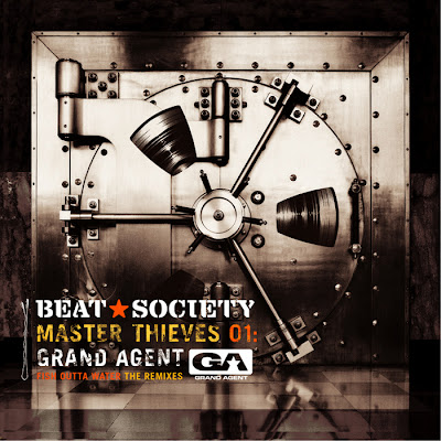 Grand Agent – Fish Outta Water (The Remixes) (CD) (2003) (320 kbps)
