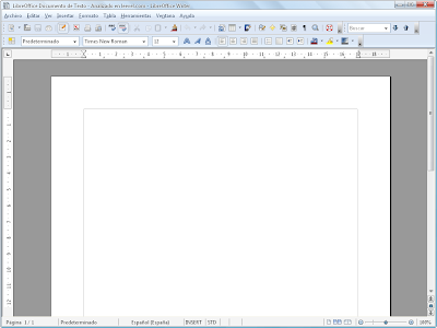 libreoffice,pantalla,writer