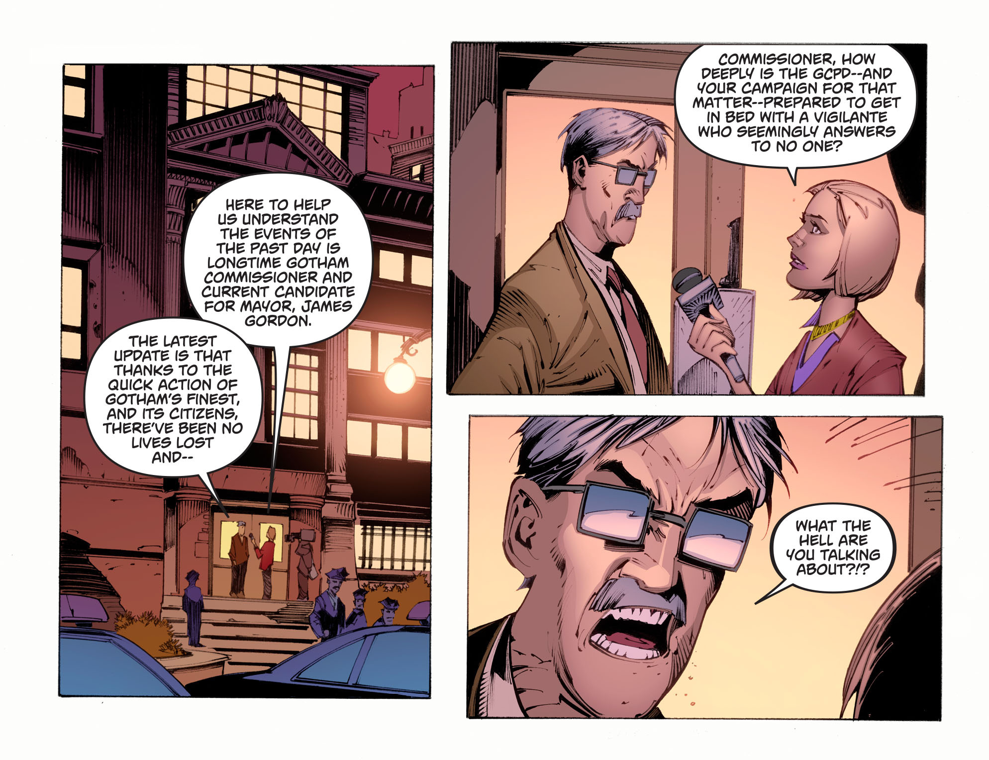 Batman: Arkham Knight [I] Issue #31 #33 - English 17