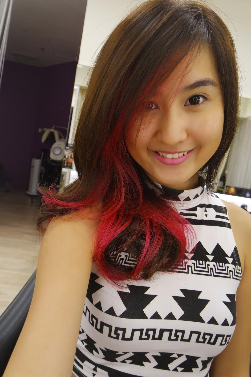 19 Salon De Choix Pink Hair Again