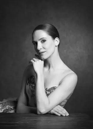 Valentine Colasante  danseuse, Étoile Ballet de l'Opéra