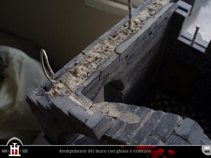 Domus project costruzione 156 arcata maggiore del for Kit di costruzione portico