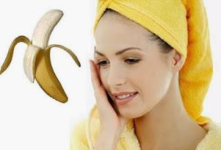 masker pisang Untuk Menghilangkan Komedo