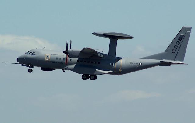 Pesawat C-295 AEW
