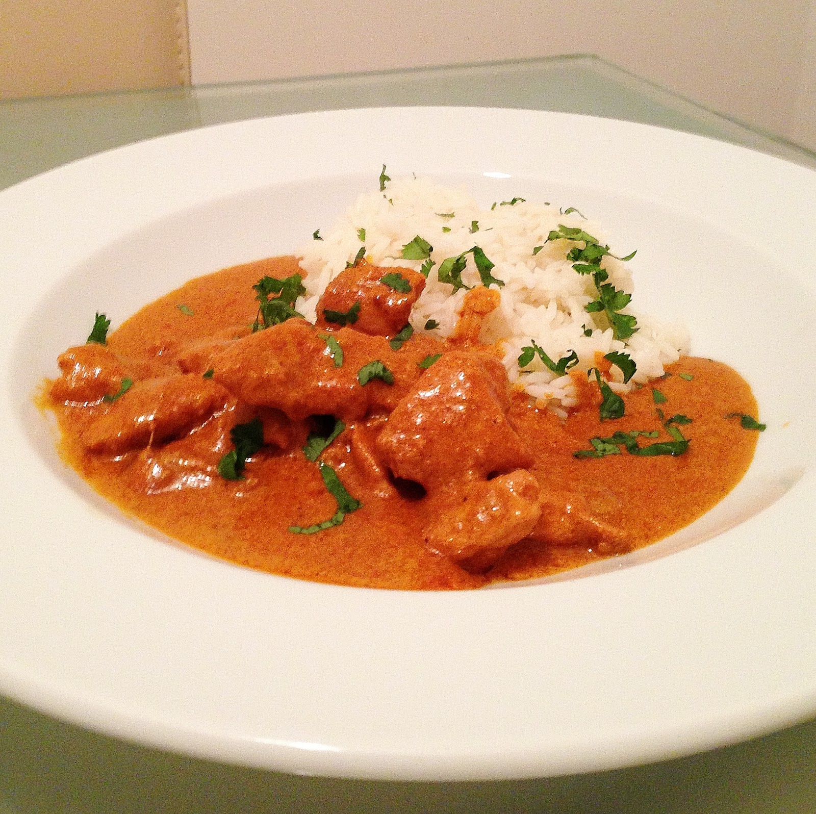 the Best Recipes: the Best Chicken Tikka Masala