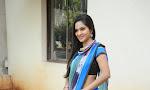 Madhumitha latest dazzling photos in saree-thumbnail