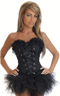 Lace Corsets-Dream Sexy Lingerie