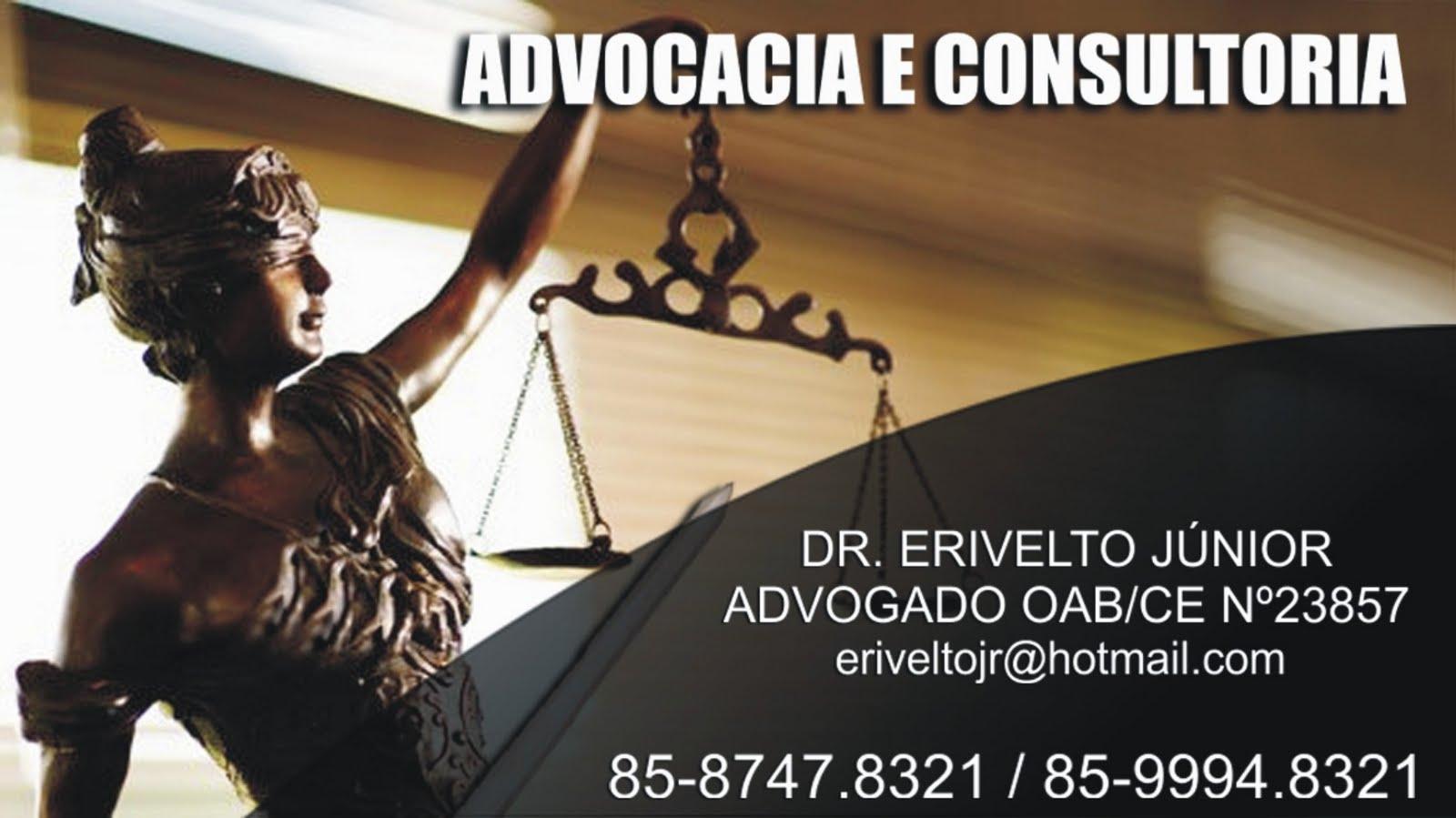 ] Advogado Erivelto Júnior [