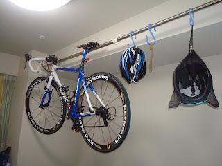 ... 自転車の【マンション】室内