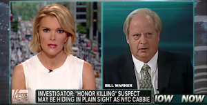 VIDEO: FOX NEWS MEGYN KELLY & PRIVATE EYE BILL WARNER LINK KILLER TO NYC