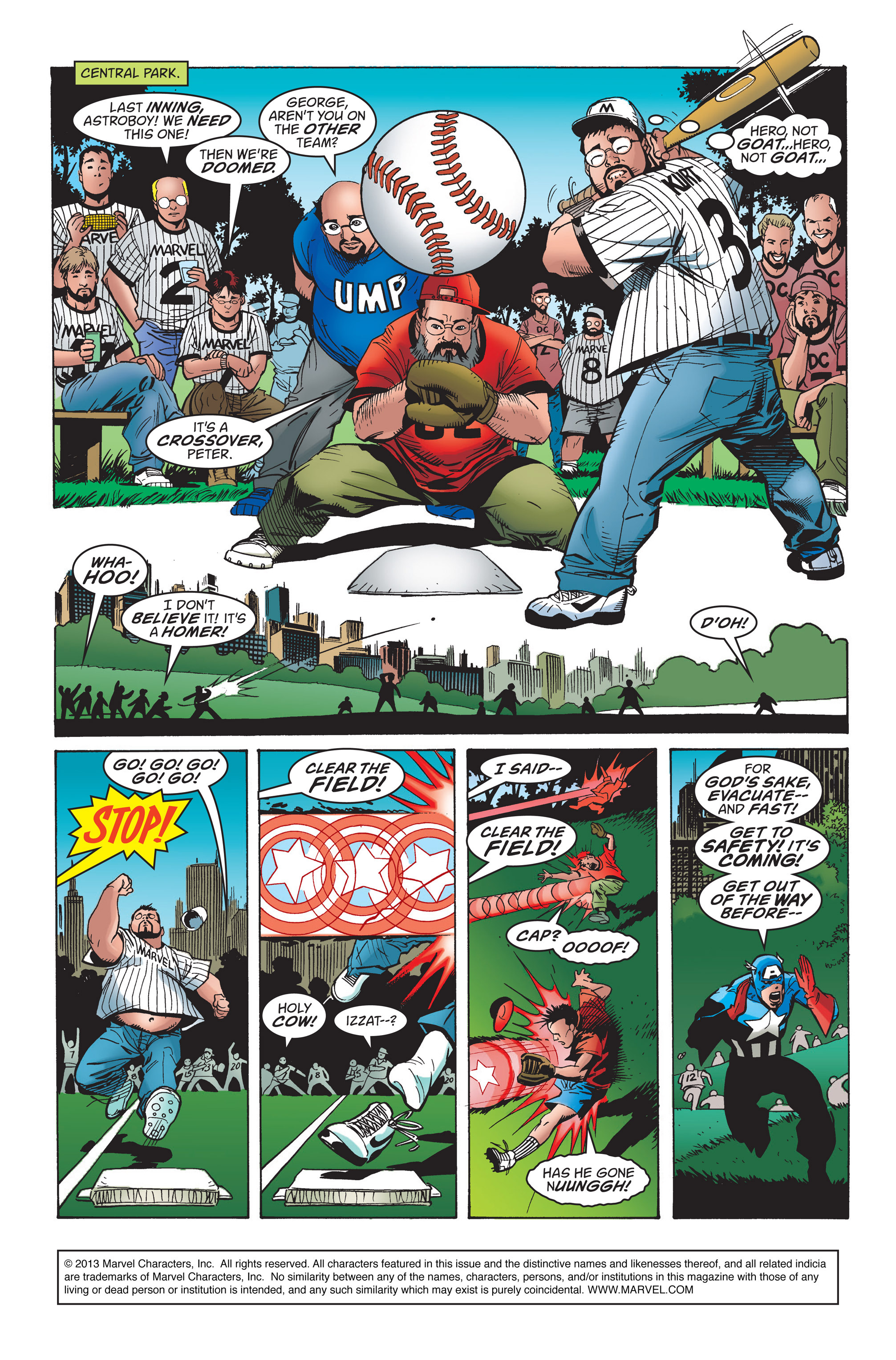 Captain America (1998) Issue #21 #27 - English 2