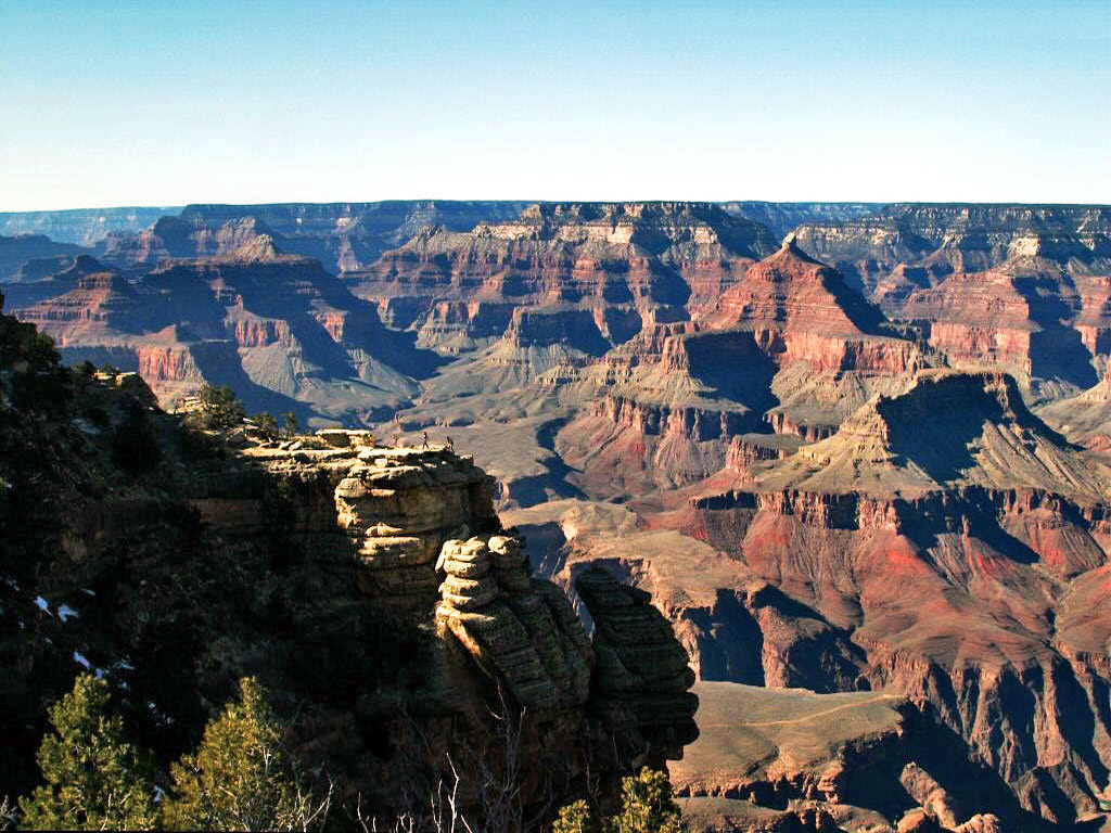Grand Canyon (AZ) United States  City pictures : Largest Gorge — Grand Canyon, United States ~ Great Panorama Picture
