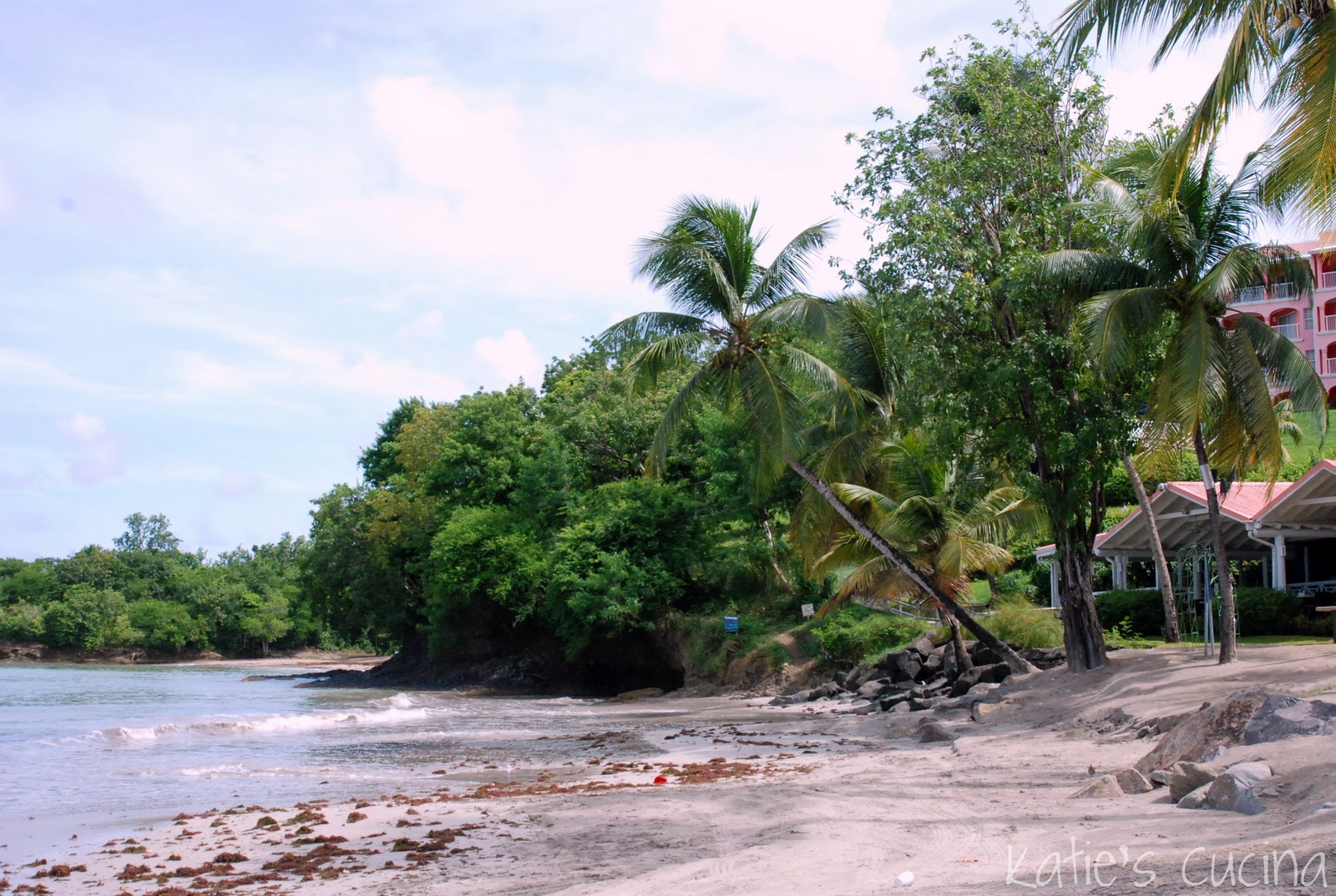 Foodie Travels Almond Morgan Bay St Lucia Part 2