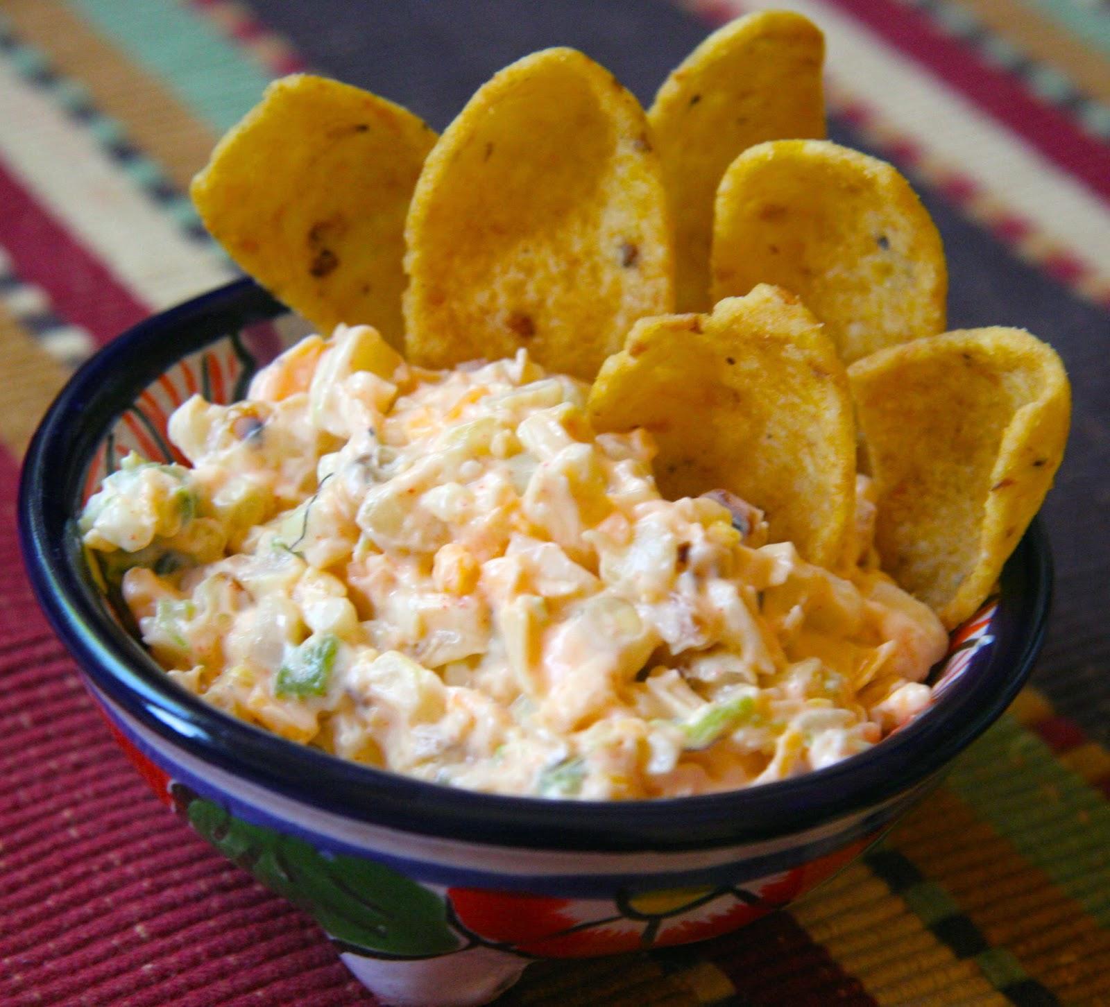 Fritos Corn Dip Jalapeño Corn Dip