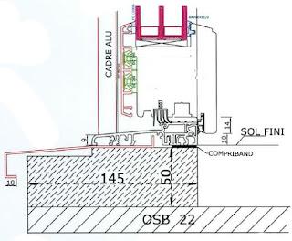 la pose des menuiseries une baie 2 porte fenetres et 5 fen tres la maison de kermalero. Black Bedroom Furniture Sets. Home Design Ideas