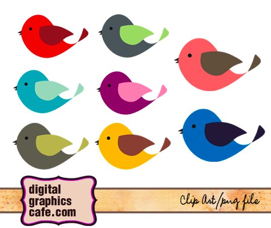 Free images, bird clipart for digital scrapbook | Digital Graphics ...