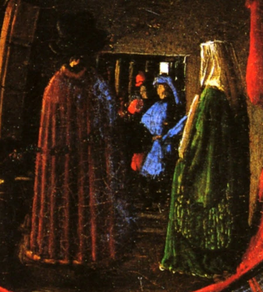 The Arnolfini Wedding: HISTORIES OF THINGS TO COME