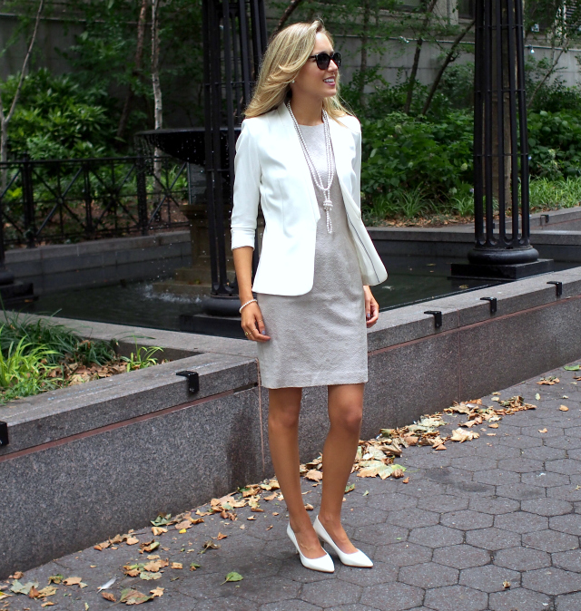 the classy cubicle fashion blog for young professional women females woman girls 20s 30s 40s appropriate work wear office attire outfits professional corporate suit dos and donts crimes top ten day to night transition interview preppy office style dress for success step up lean in