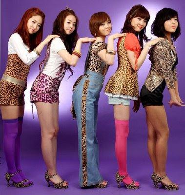 girls accessories: Profile Wonder Girls