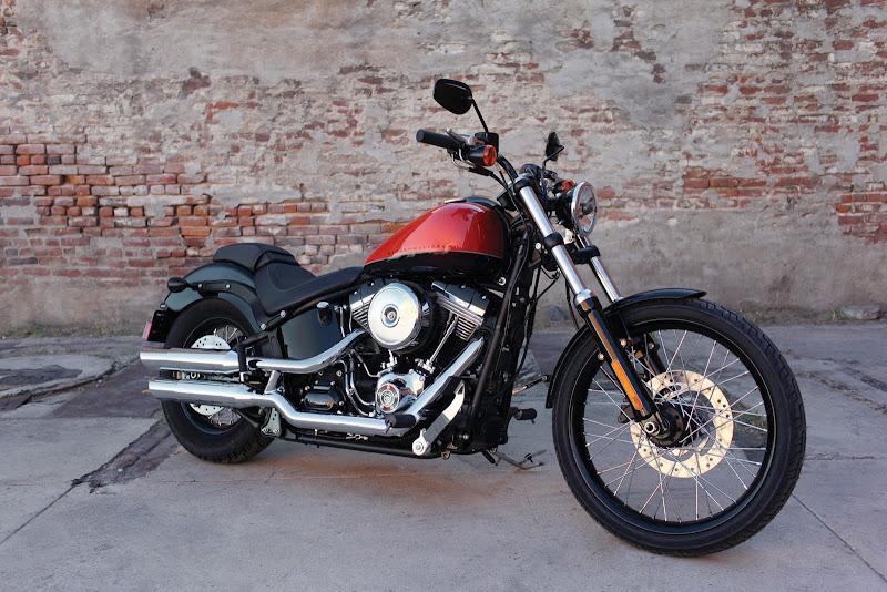 Harley Davidson Blackline. 2011 Harley Davidson Blackline