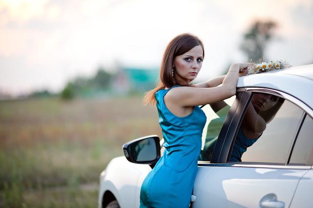 фотосессия с машиной