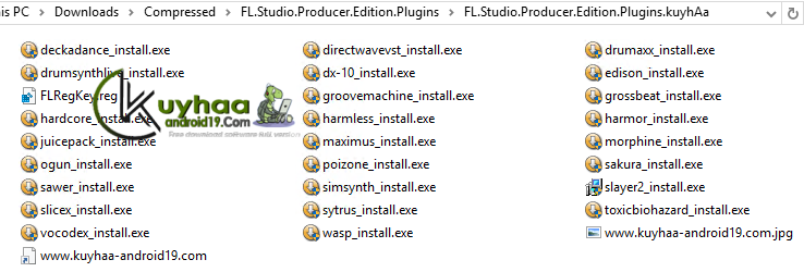 Plugin FL Studio