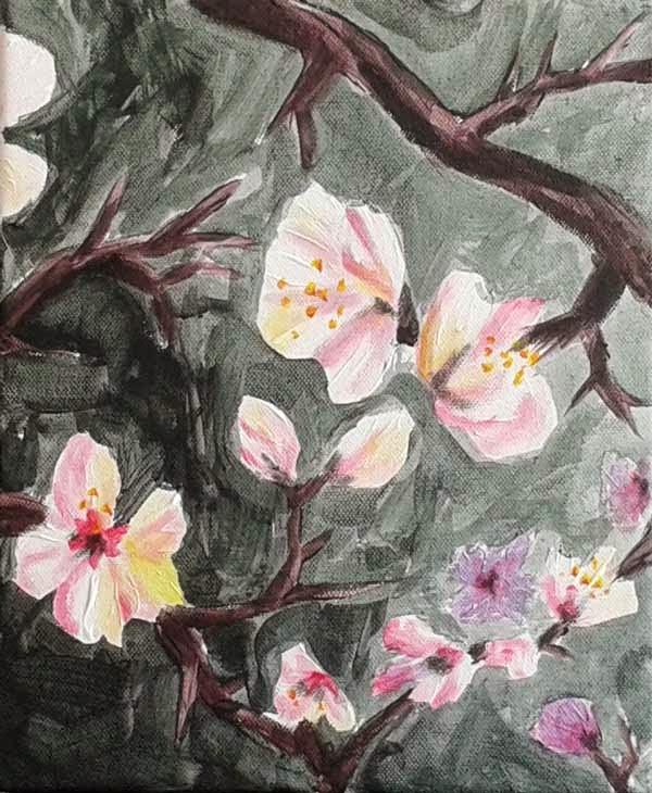 clases de pintura acrilico
