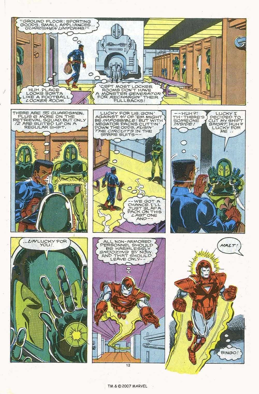 Captain America (1968) Issue #339b #269 - English 17