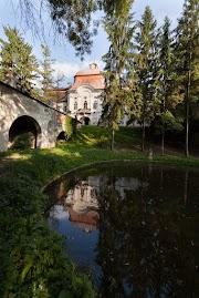 Castele și conace revitalizate: Castelul Teleki din Gornești