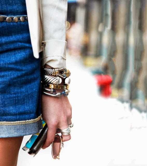 s style secrets who says you can t wear gold