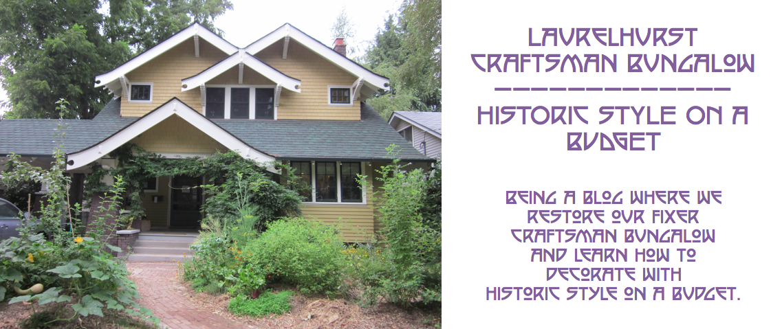 Laurelhurst Craftsman Bungalow