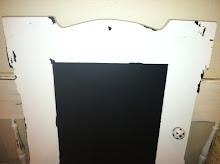 Sold-Chippy Chalkboard