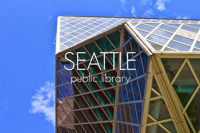 A photo tour of Seattle Public Library designed by architect Joshua Prince-Ramus