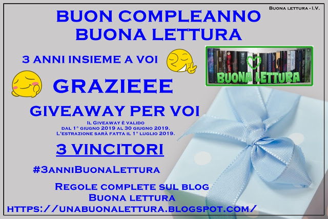 giveaway buon compleanno