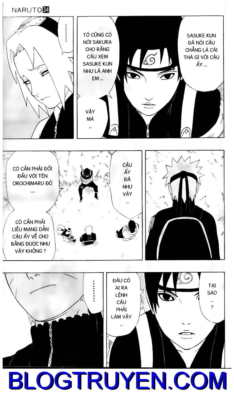 Naruto chap 303 Trang 15 - Mangak.info