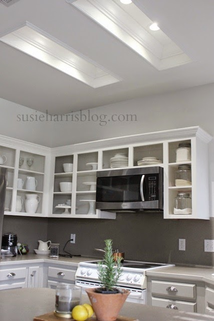 So how did we change the look of our kitchen without replacing our ...