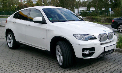 BMW X6 front 20081002 my dreamsssss