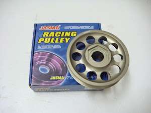 JASMA honda Civic FD1 SOHC 1.8 harden  crank pulley