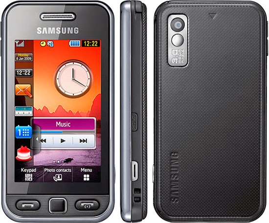 Samsung S5230 Star Flash File  Download