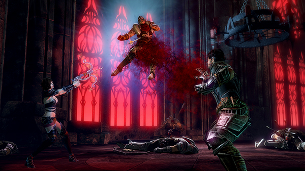 Ohgamegratis Blood Knight Screenshot 1
