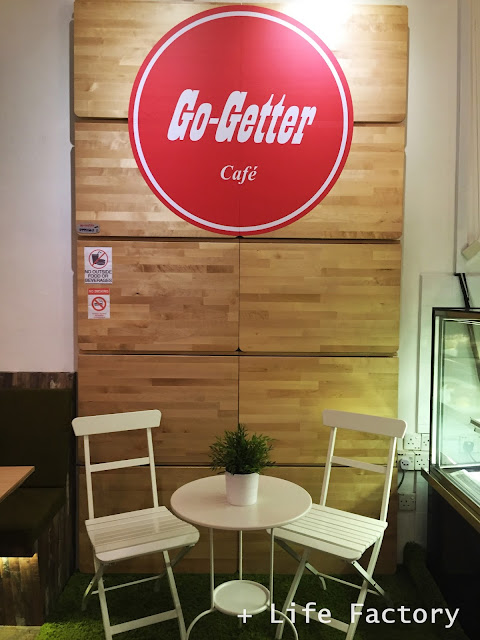 Go Getter Cafe, Bukit Jalil, Food in KL
