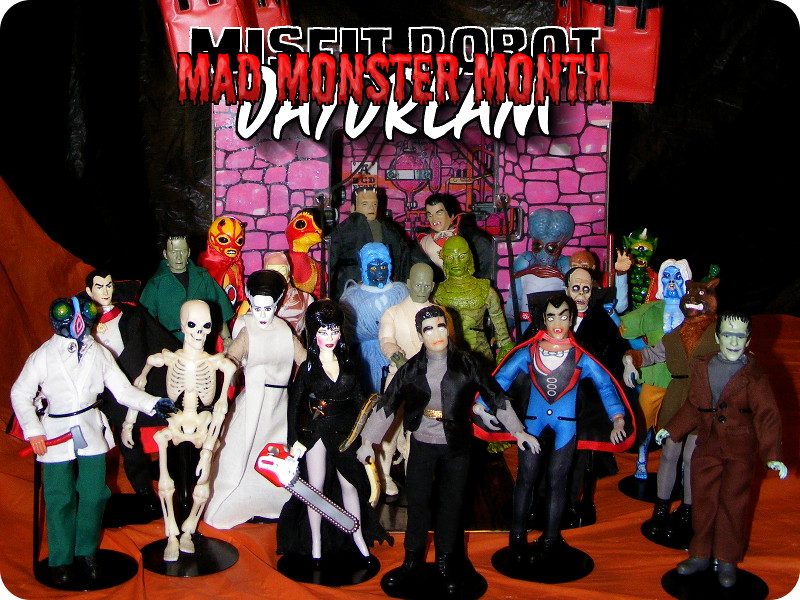 misfit robot daydream my mad monster collection
