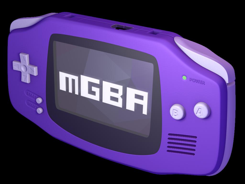 EmuCR: mGBA