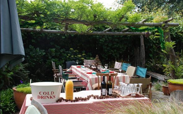 Jardines de casas minimalistas auto design tech for Casa de jardin varca goa