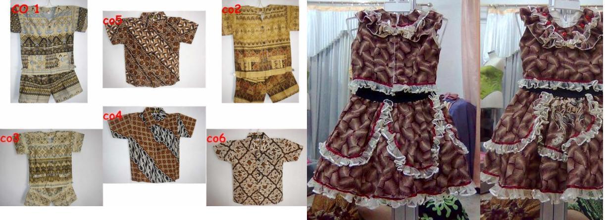 Model Baju Batik Modern Untuk Perempuan Bed Mattress Sale