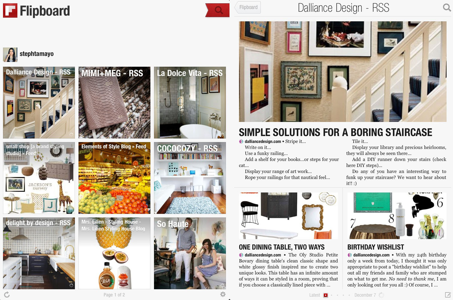 dalliance design a love affair with design top ipad apps for