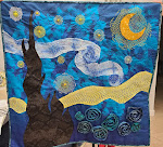 Starry Night Quilt